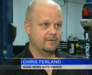 Good News Auto Repair Edmonton and Area